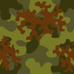 army camo pattern background tile