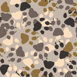 animal footsteps pattern background tile