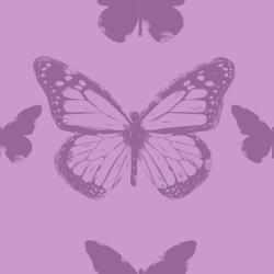 purple butterflies graphic pattern background tile