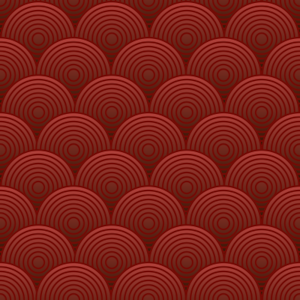 Red Background Tiles